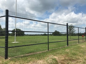 Metal Pipe Fencing & Welded Pipe - Farm & Ranch Fencing Co of Texas